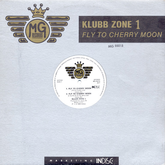 Klubb Zone 1 - Fly To Cherry Moon