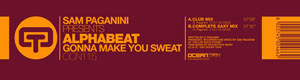 Sam Paganini Presents Alphabeat - Gonna Make You Sweat