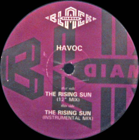 Havoc - The Rising Sun