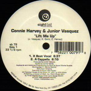 Connie Harvey & Junior Vasquez - Lift Me Up