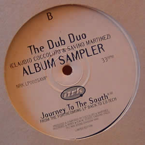 THE DUB DUO - ALBUM SAMPLER