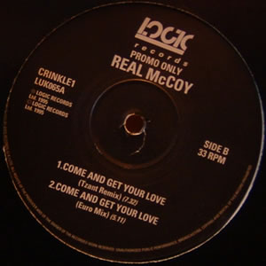 REAL McCOY - COME AND GET YOUR LOVE