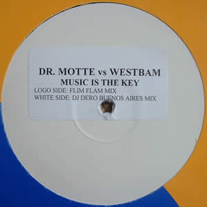 DR. MOTTE vs WESTBAM - MUSIC IS THE KEY