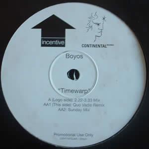 BOYOS - TIMEWARP
