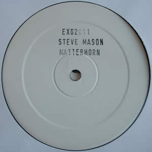 STEVE MASON - MATTERHORN / FUNKY CHICKEN