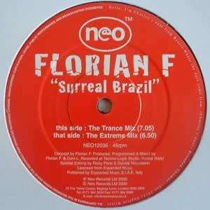 FLORIAN F - SURREAL BRAZIL