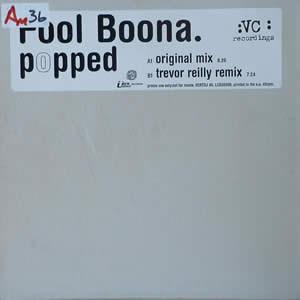 FOOL BOONA - POPPED