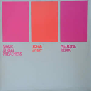 MANIC STREET PREACHERS - OCEAN SPRAY