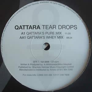 QATTARA - TEAR DROPS