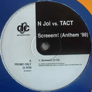 Screeem  ,,anthem ' 98