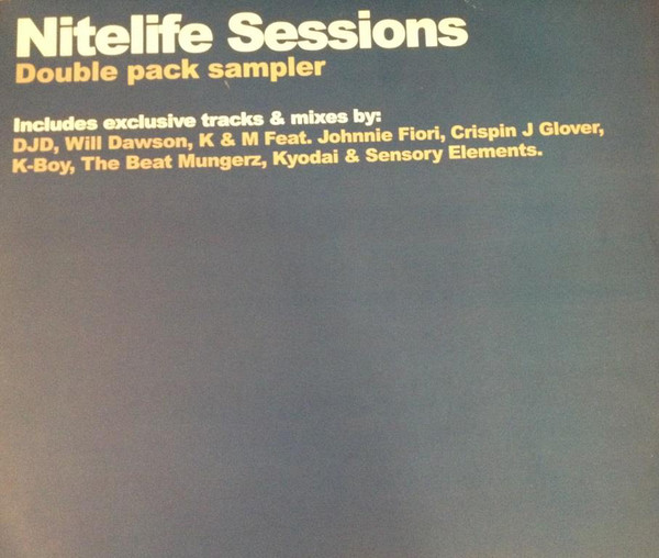 Various - Nitelife Sessions EP