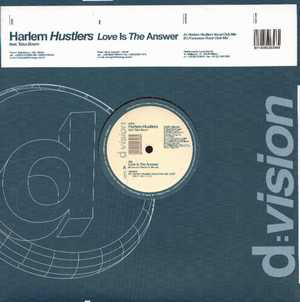Harlem Hustlers - Love Is The Answer