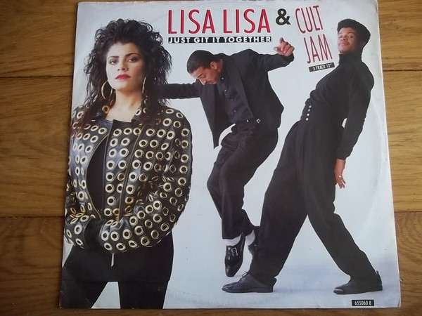 Lisa Lisa & Cult Jam - Just Git It Together