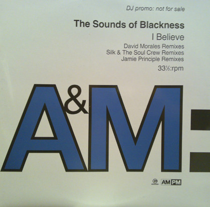 The Sounds Of Blackness - I Believe