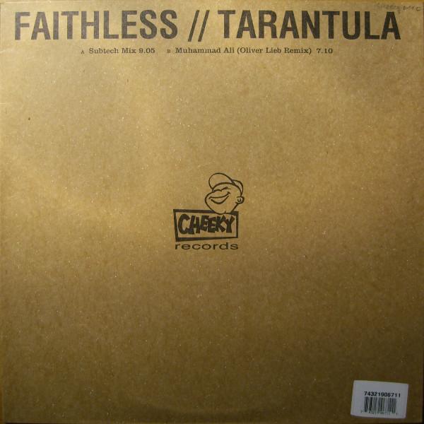 Faithless - Tarantula