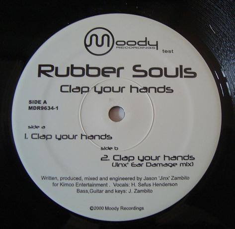 Rubber Souls - Clap Your Hands