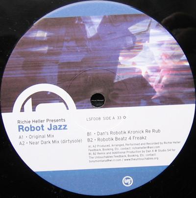 Richie Heller - Robot Jazz