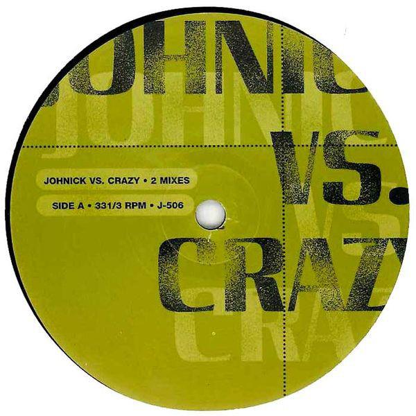 JohNick - Johnick Vs. Crazy
