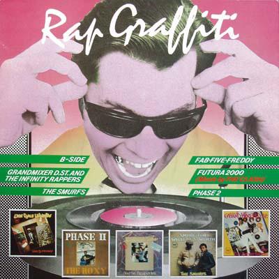 Various - Rap Graffiti