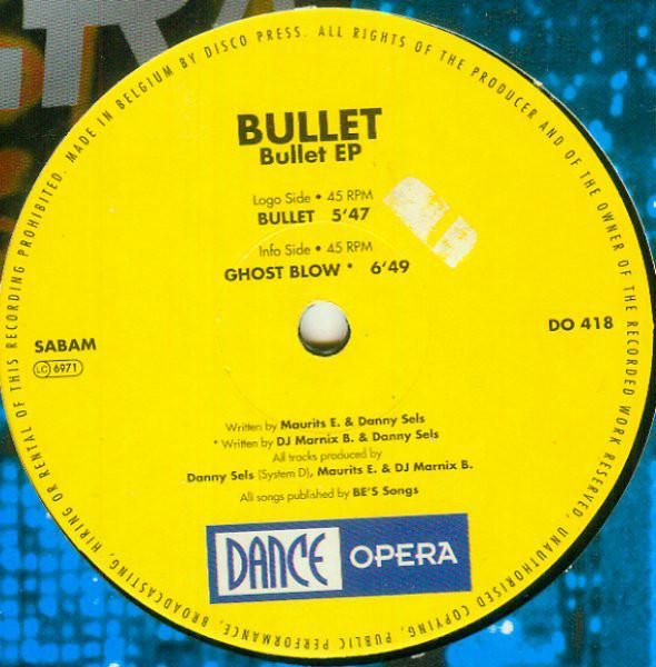 Bullet - Bullet EP