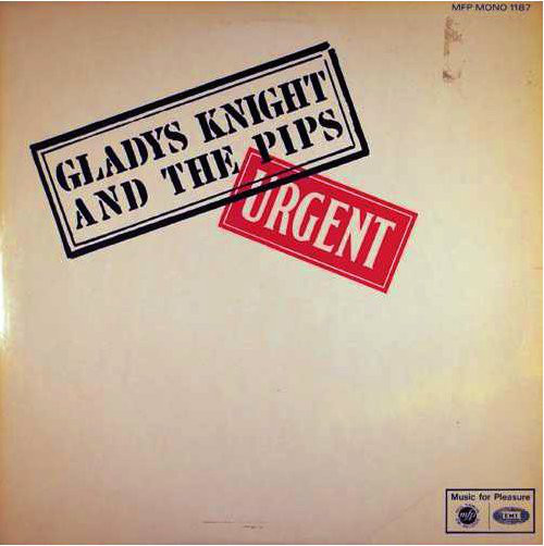 Gladys Knight And The Pips - Urgent