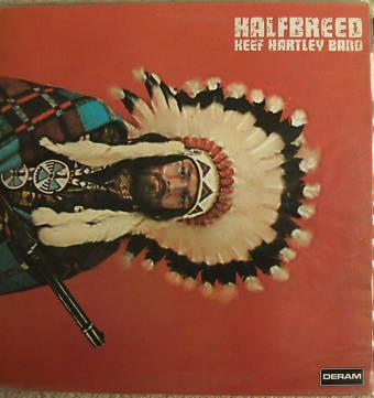 Keef Hartley Band - Halfbreed