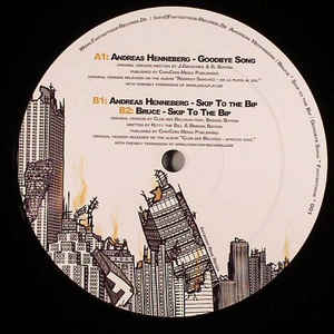 Andreas Henneberg - Goodbye Song / Skip To The Bip