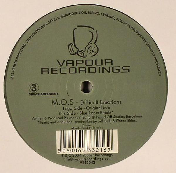 M.O.S - Difficult Emotions