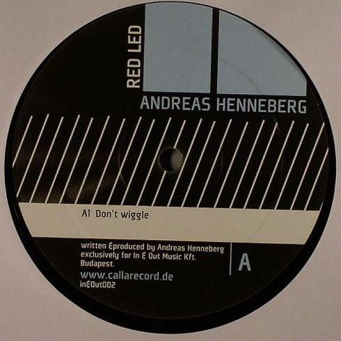 Andreas Henneberg - Red Led