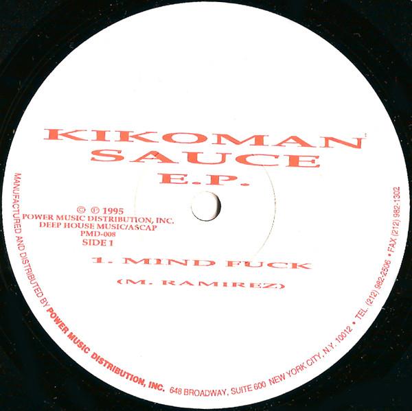 Kikoman - Sauce E.P.