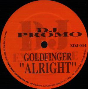 Goldfinger - Alright