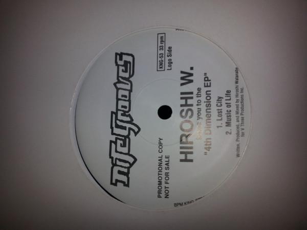 Hiroshi W. - 4th Dimension EP