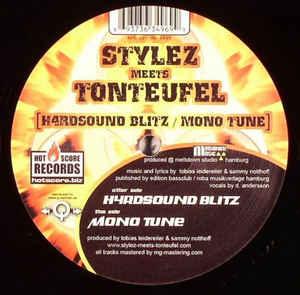Stylez Meets Tonteufel - Hardsound Blitz / Mono Tune
