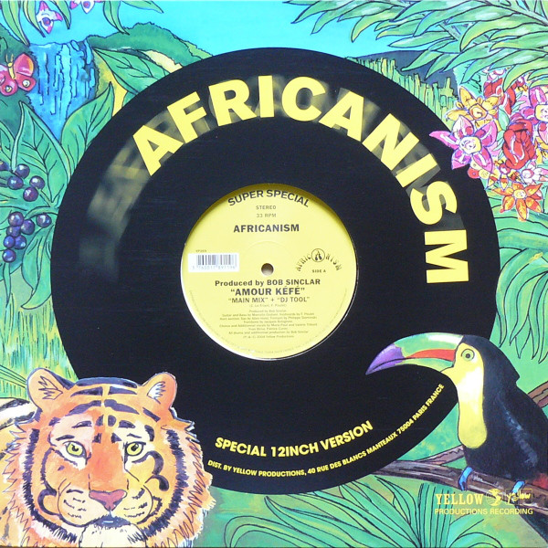Africanism - Amour K?f