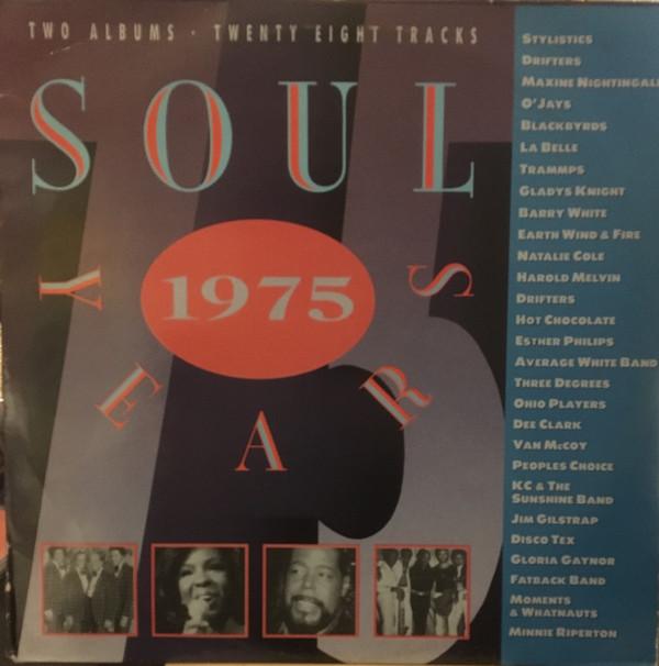 Various - Soul Years 1975