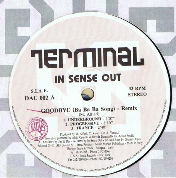 In Sense Out - Goodbye (Ba Ba Ba Song) (Remix)