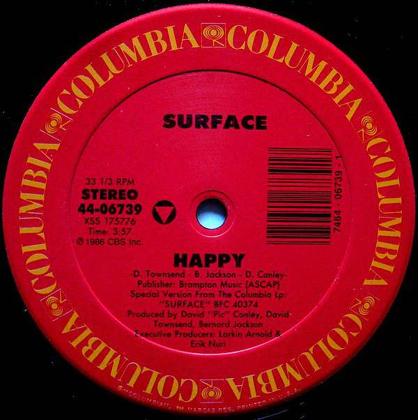 Surface - Happy