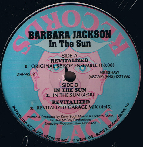 Barbara Jackson - In The Sun