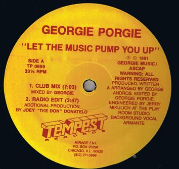 Georgie Porgie - Let The Music Pump You Up