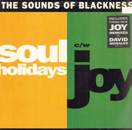 The Sounds Of Blackness - Soul Holidays / Joy