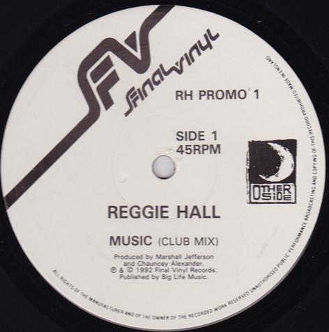 Reggie Hall - Music
