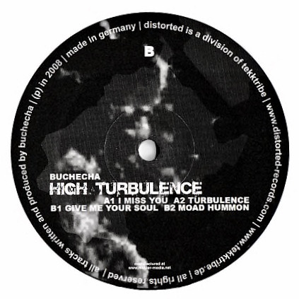 Buchecha - High Turbulence