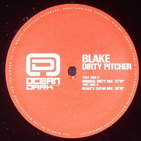 Blake - Dirty Pitcher