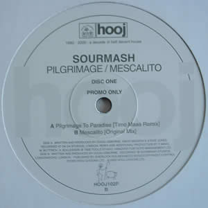 SOURMASH - PILGRIMAGE / MESCALITO (DISC 1) (PROMO)