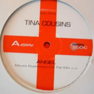 TINA COUSINS - ANGEL (DOUBLEPACK)