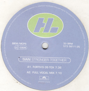 Sian - Stronger Together