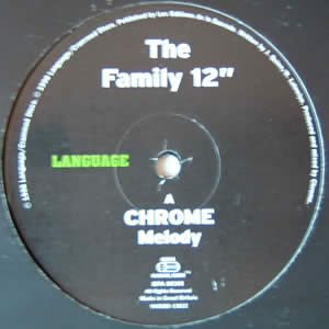 VARIOUS - THE FAMILY 12