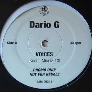 DARIO G - VOICES