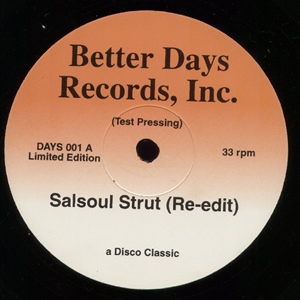 UNKNOWN ARTIST - SALSOUL STRUT