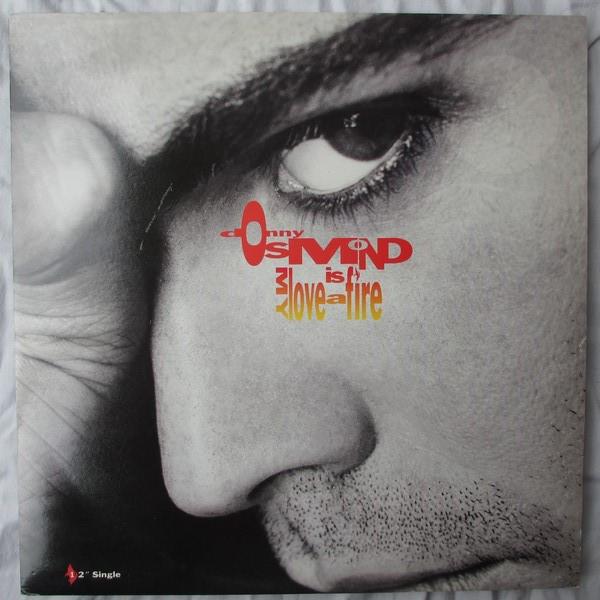 Donny Osmond - My Love Is A Fire (DJ Pierre Remixes)